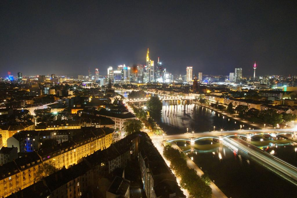 Frankfurt am Main – Skyline webcam Live